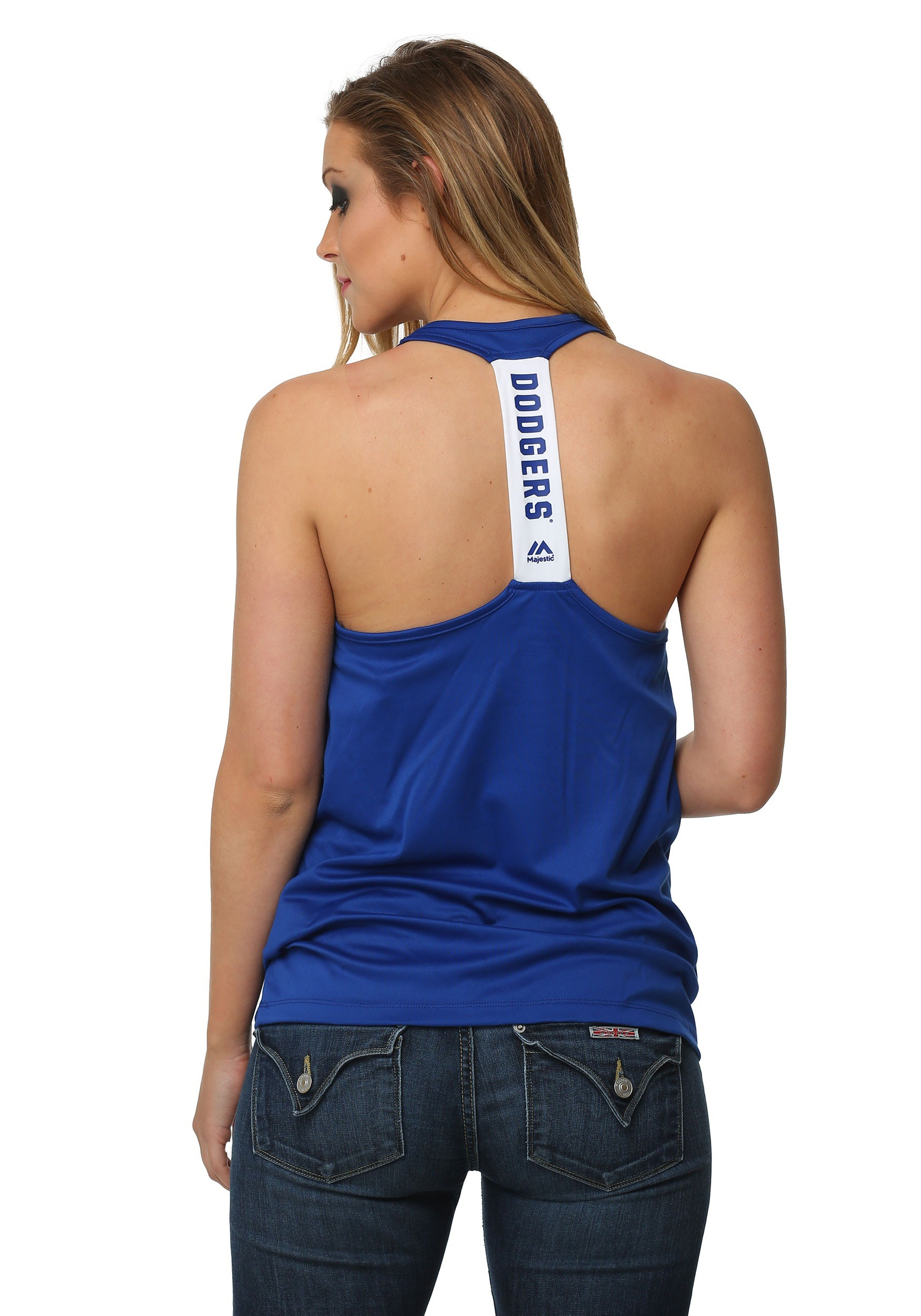Los Angeles Dodgers Tank Top For Women