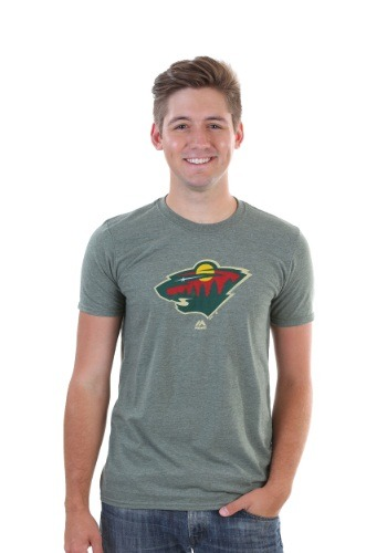 Minnesota Wild Men's Raise The Level Shirt