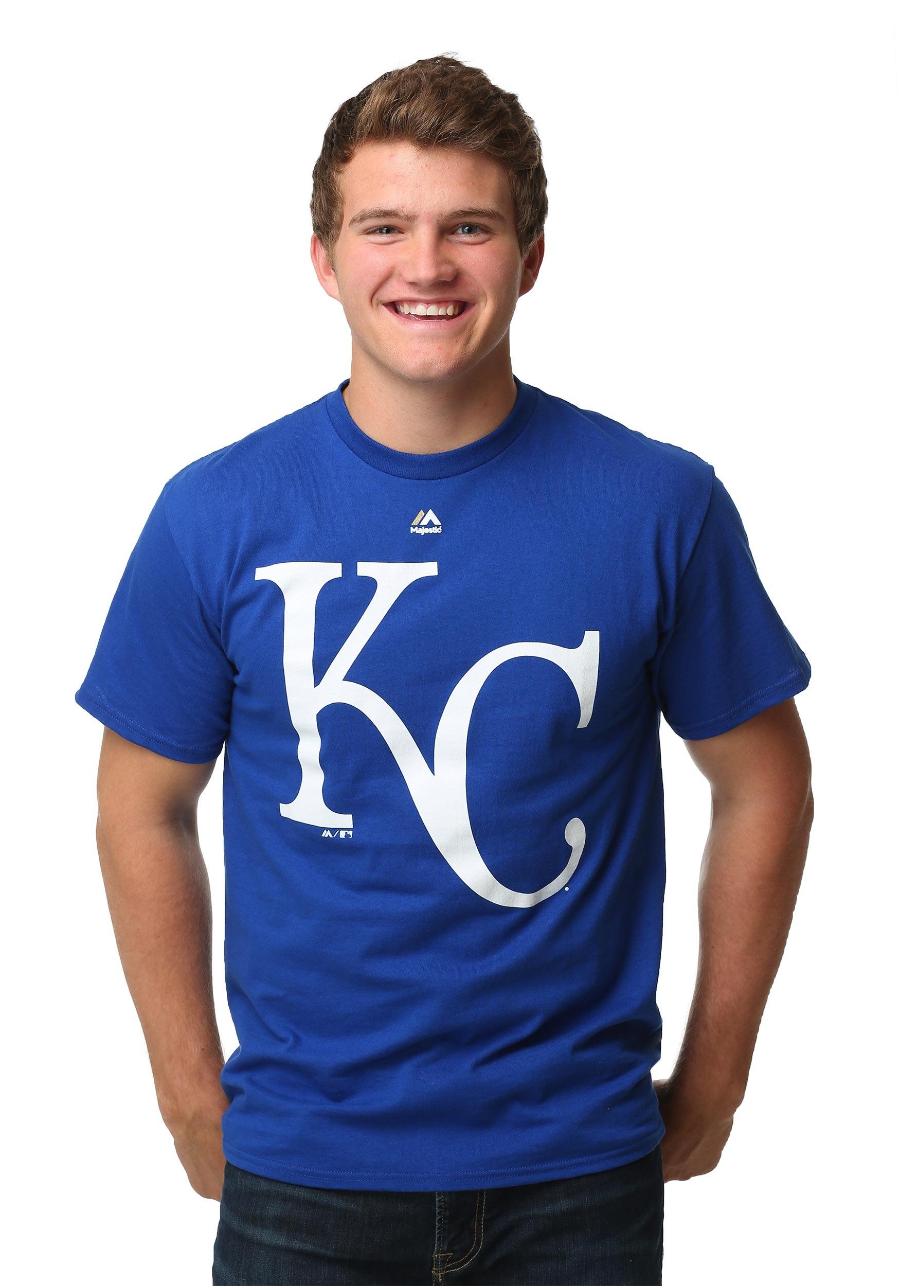 Kansas City Royals Official Logo Men's