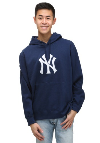 New York Yankees Scoring Position Men's Hooded Sweatshirt