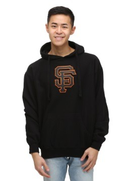 San Francisco Giants Scoring Position Mens Hooded Sweatshirt