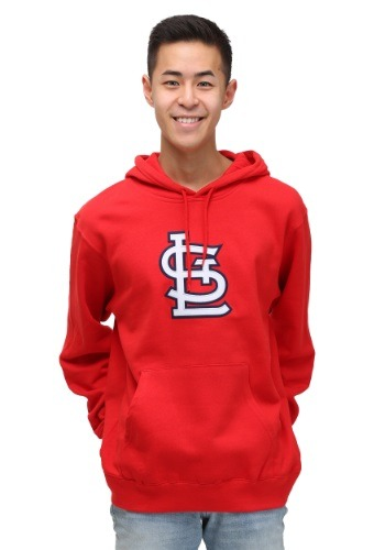 St. Louis Cardinals Scoring Position Men's Hooded Sweatshirt