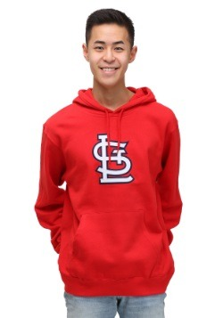 St. Louis Cardinals Scoring Position Men's Hooded Sweatshirt