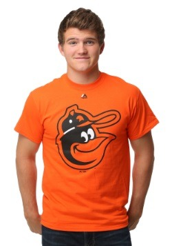 Baltimore Orioles Cooperstown Logo Men's T-Shirt
