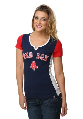 Boston Red Sox Shirt Womens