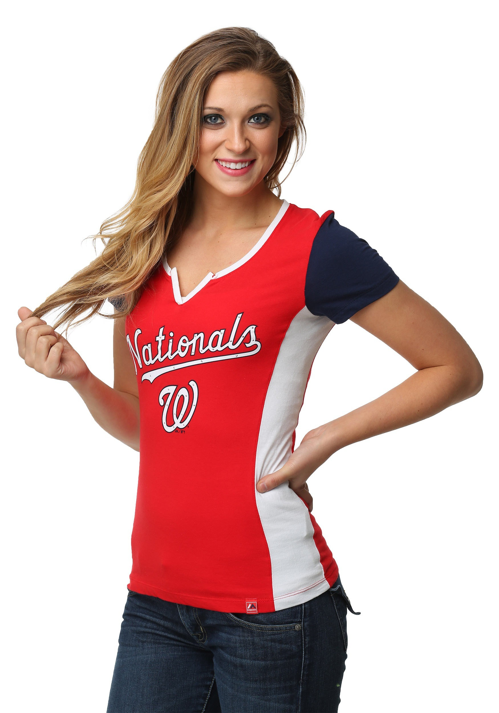Washington Nationals Time To Shine Women S T Shirt