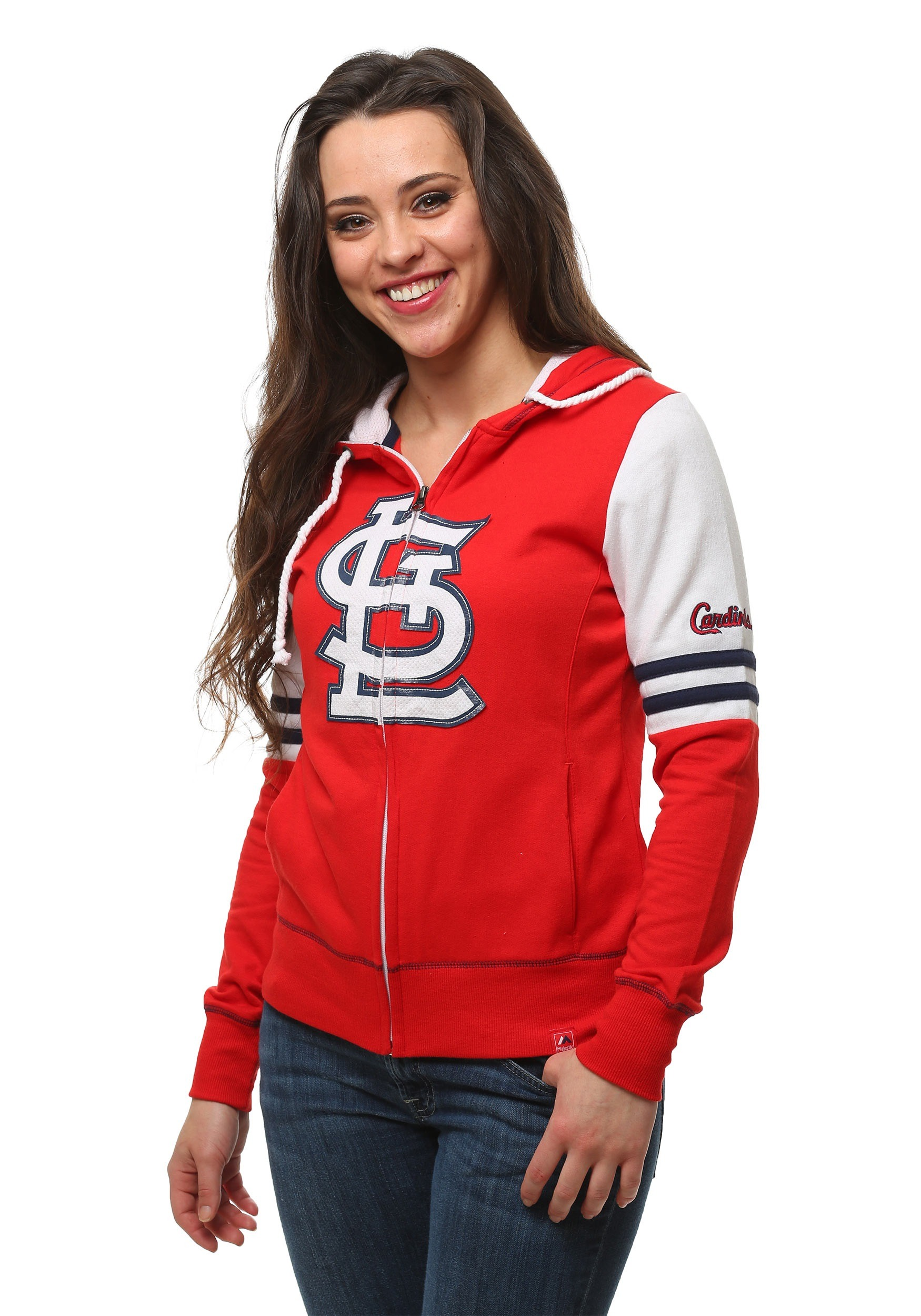 cardinal women Get geared up with st louis cardinals women's jacket at the ultimate sports store buy cardinals coats for women featuring cardinals ladies.