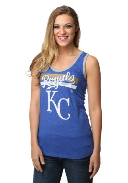 Kansas City Royals Believe in Greatness Women's Tank Top