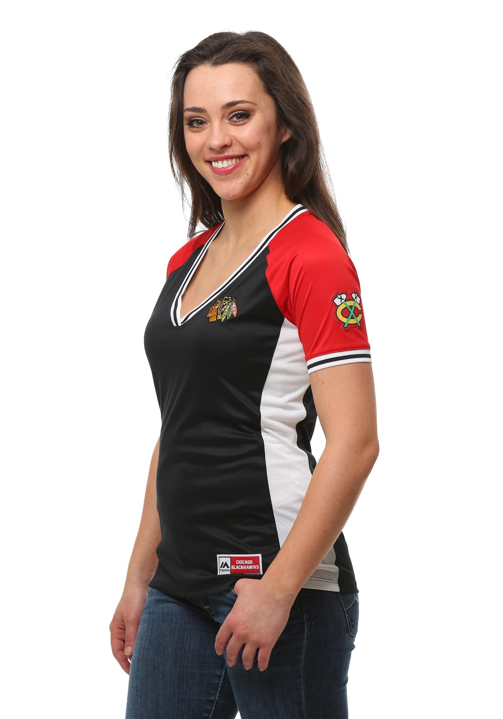 Chicago Blackhawks League Diva Women 39 S T Shirt