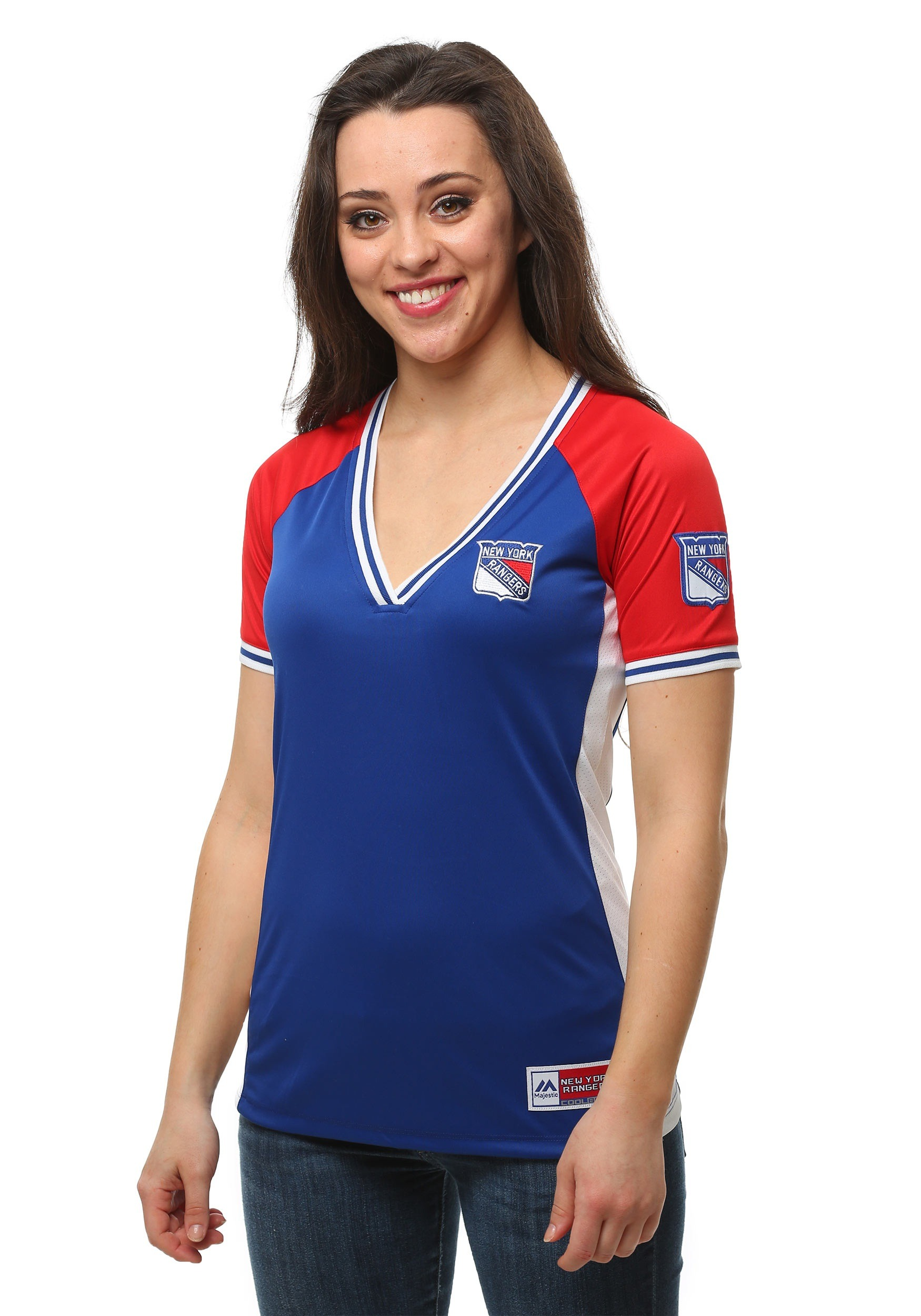 New York Rangers League Diva Women 39 S T Shirt