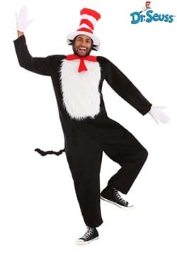 Adult Ultimate Cat in the Hat Costume Update