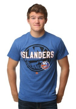 New York Islanders Wrist Shot Men's T-Shirt