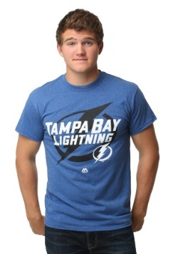 Tampa Bay Lightning Wrist Shot Men's T-Shirt