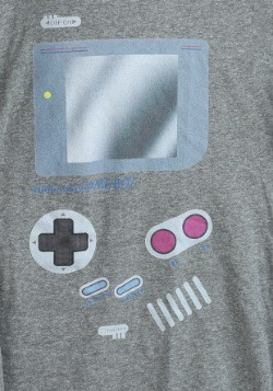 Nintendo Original Game Boy Costume Juniors Tank 2