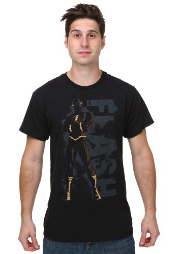 The Flash Standing Tough Men's T-Shirt