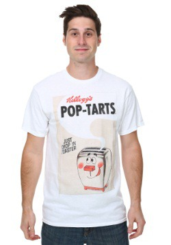 Pop-Tarts Throw Back Logo Mens