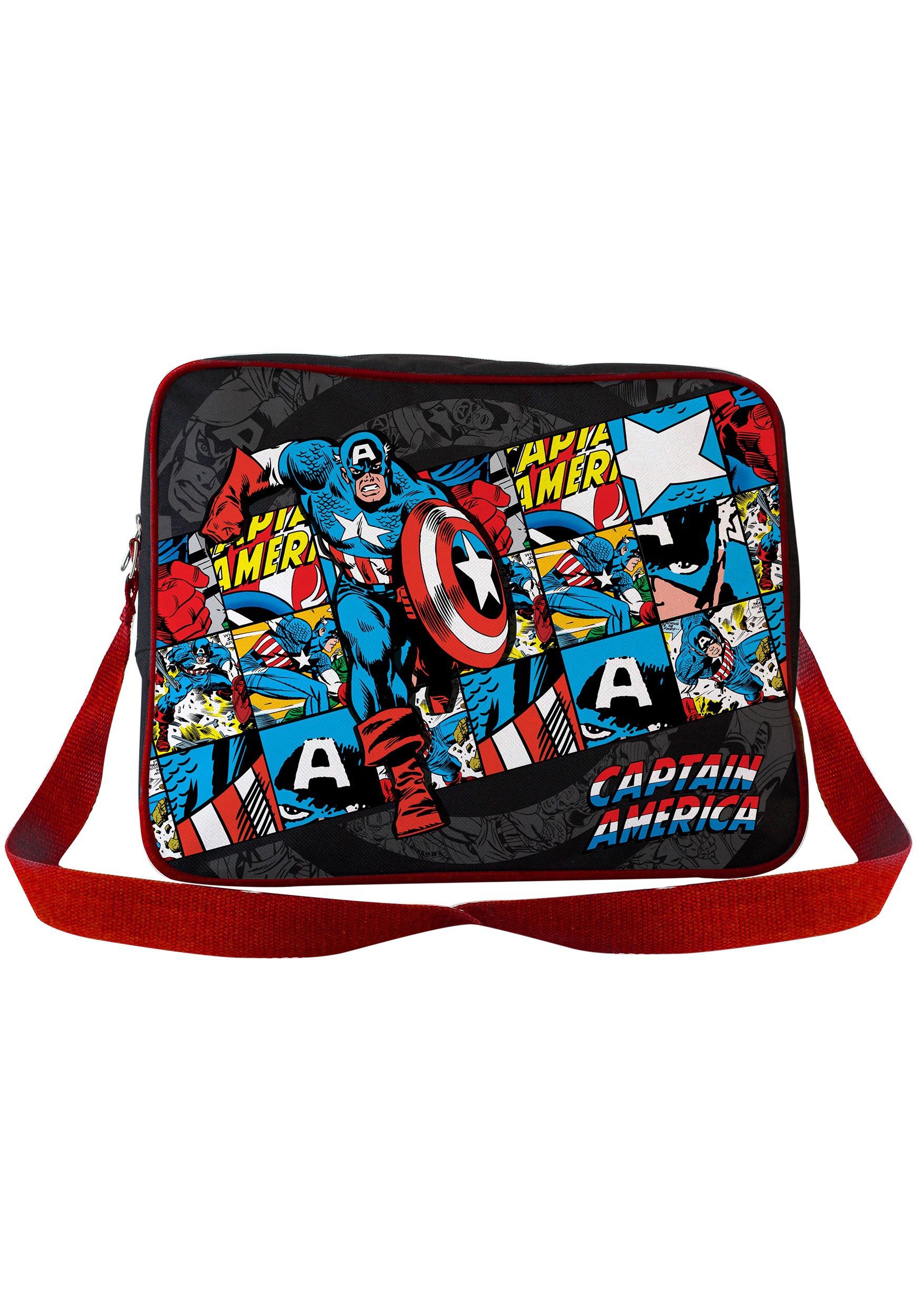 Captain America Messenger Bag BBDMVAHMB
