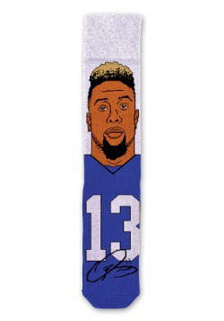 Odell Beckham Jr NFL Socks for Adults