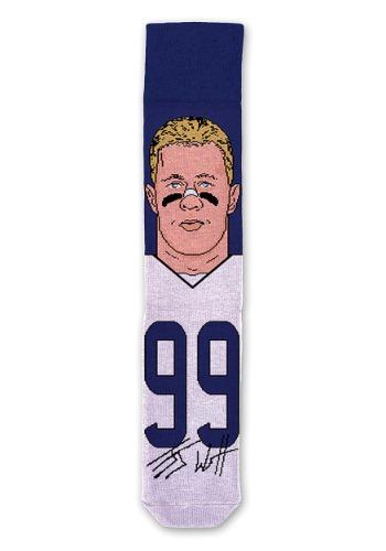 J.J. Watt NFL Socks
