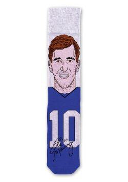 Eli Manning NFL Socks