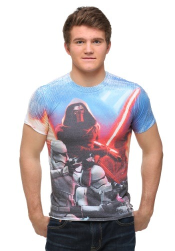 Star Wars Episode 7 Assault Sublimation T-Shirt