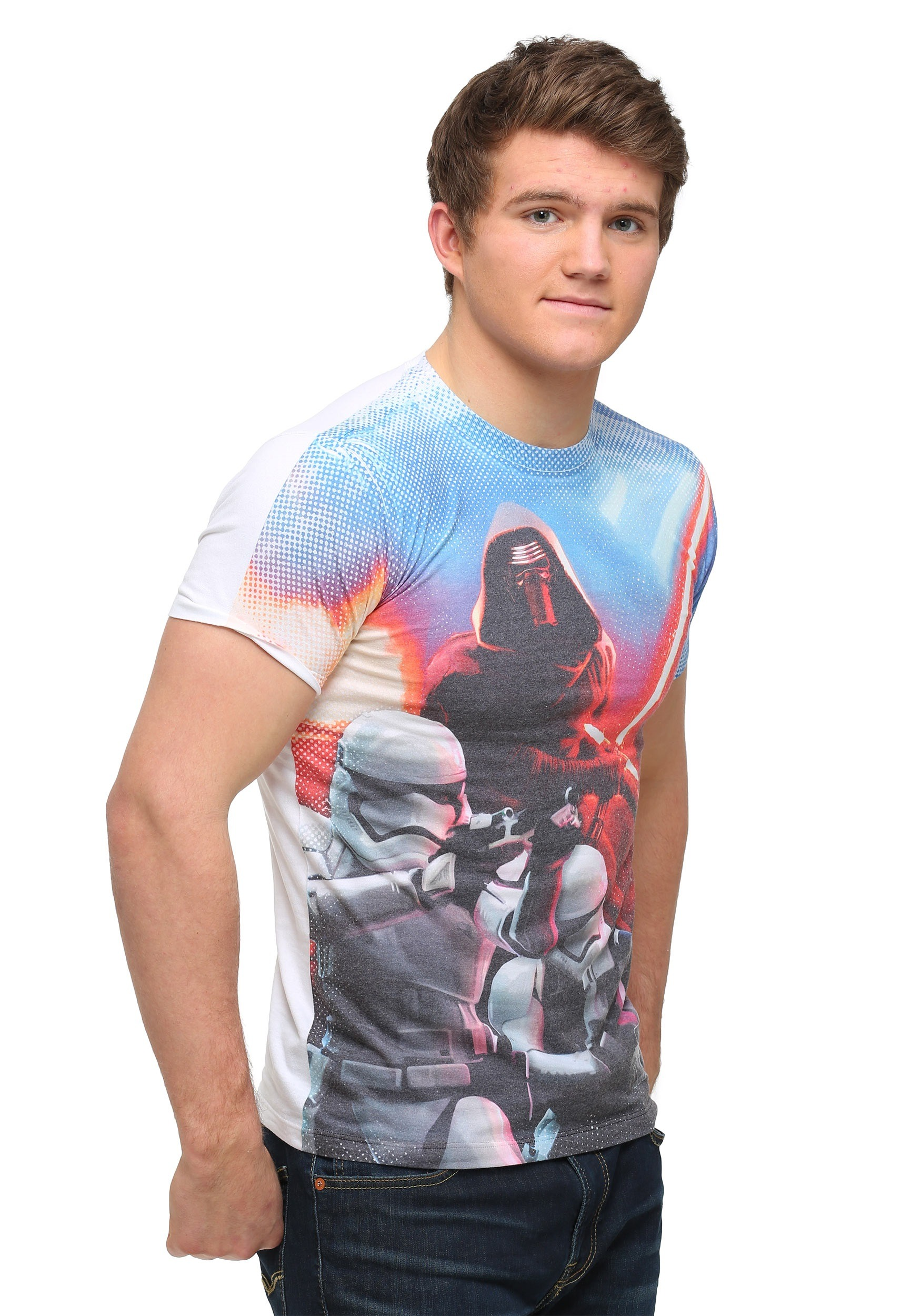 Star Wars Episode 7 Assault Sublimation T Shirt