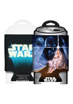 Star Wars Classic Poster Can Koozie