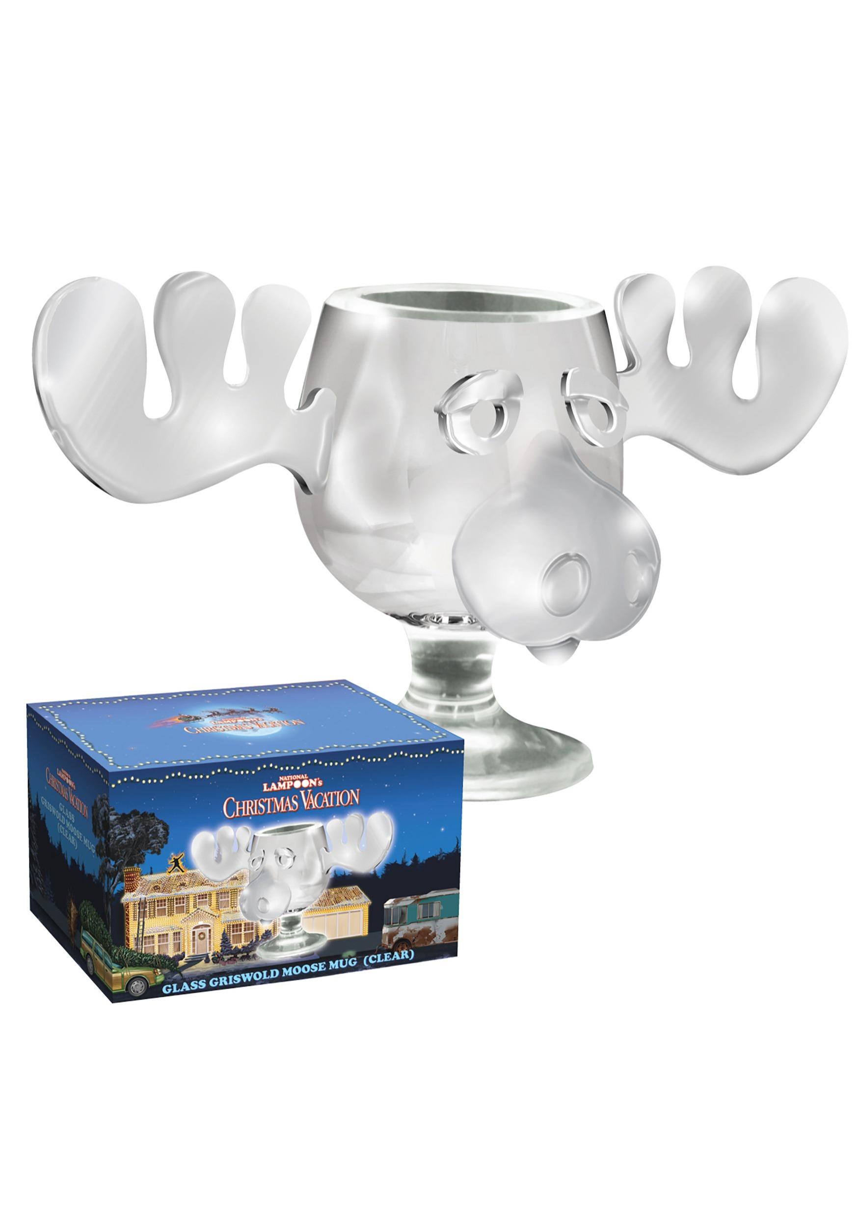 christmas vacation 8oz moose mug - Christmas Vacation Moose Punch Bowl