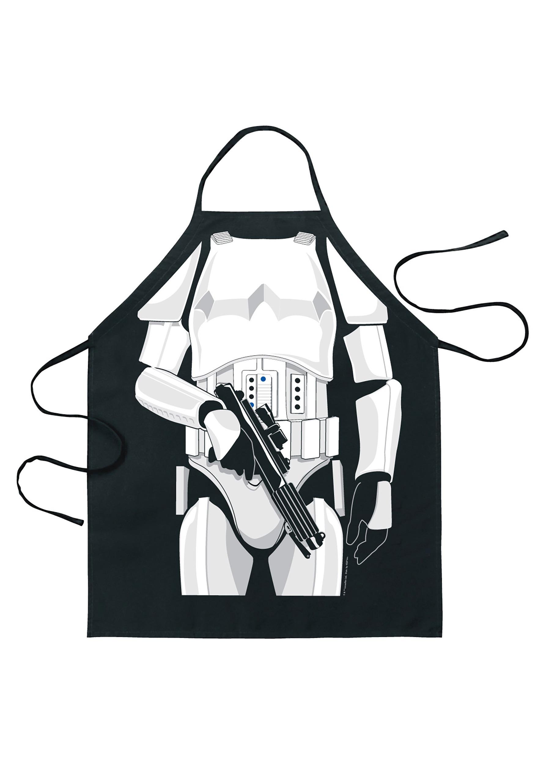 Star Wars Stormtrooper Character Apron ICU14083