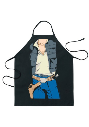 Star Wars Han Solo Character Apron ICU14195-ST