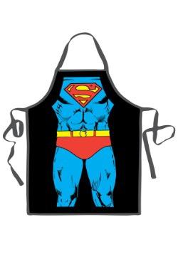 Superman Character Apron