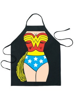 Wonder Woman Character Apron