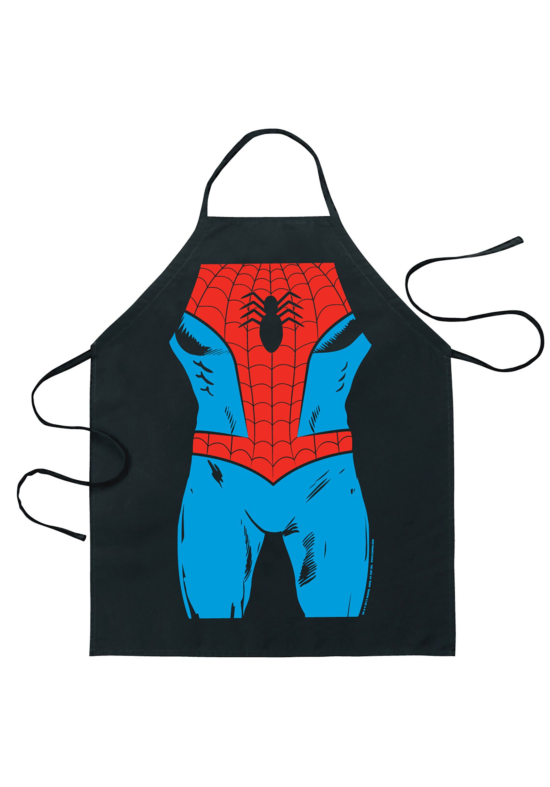 Spider-Man Character Apron ICU09937