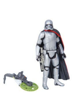 Star Wars Episode 7 Captain Phasma Action Figure
