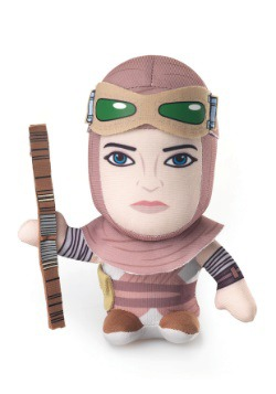 Star Wars The Force Awakens Lead Hero Super Deformed Plush