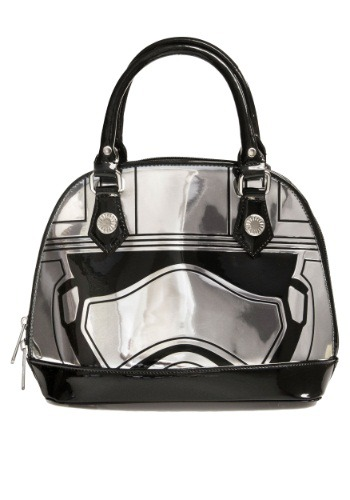 Star Wars The Force Awakens Captain Phasma Embossed Dome Bag