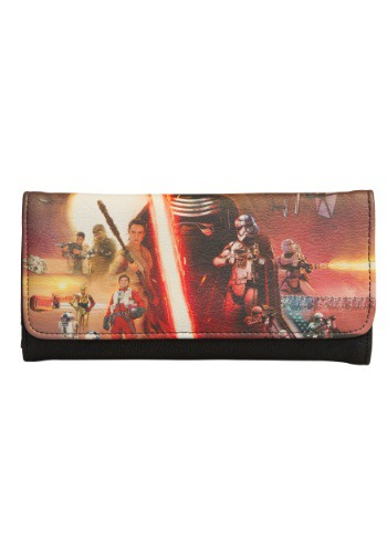 Star Wars Episode 7 The Force Awakens Photo Wallet