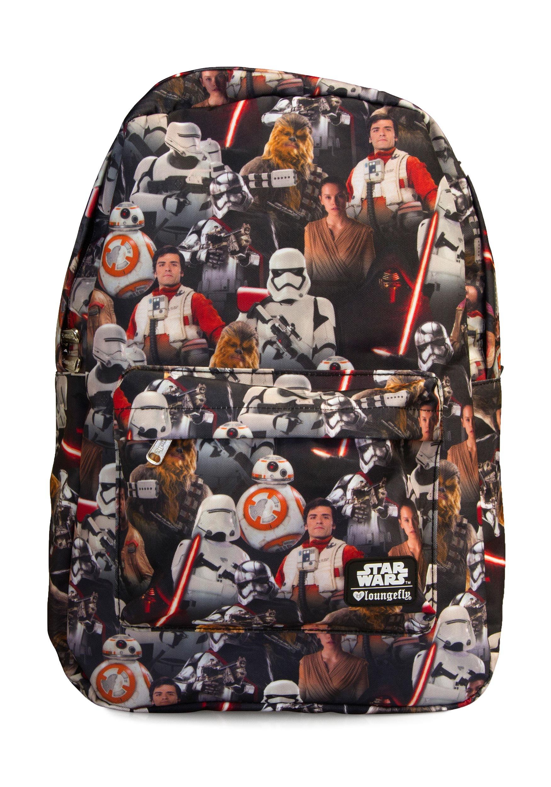 Loungefly Star Wars Episode 7 Backpack LFTFABK0003