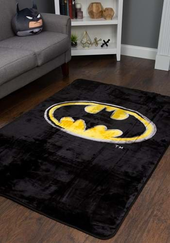 Batman Logo 4 X6 Rug