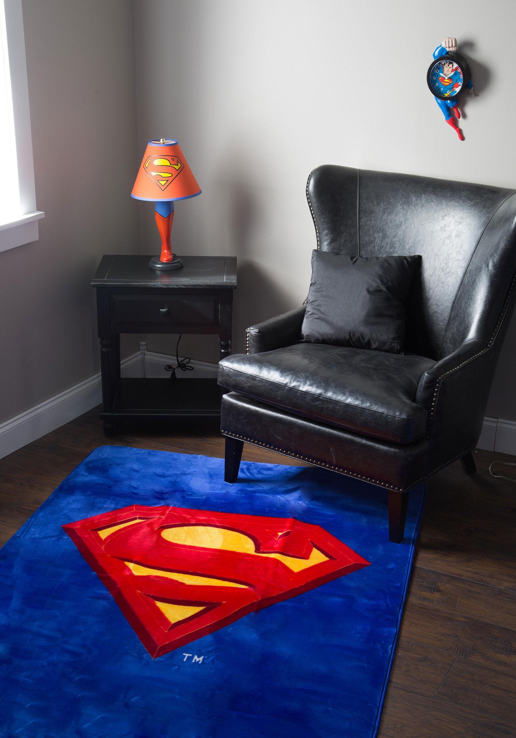 Superman 4u0027X6u0027 Rug