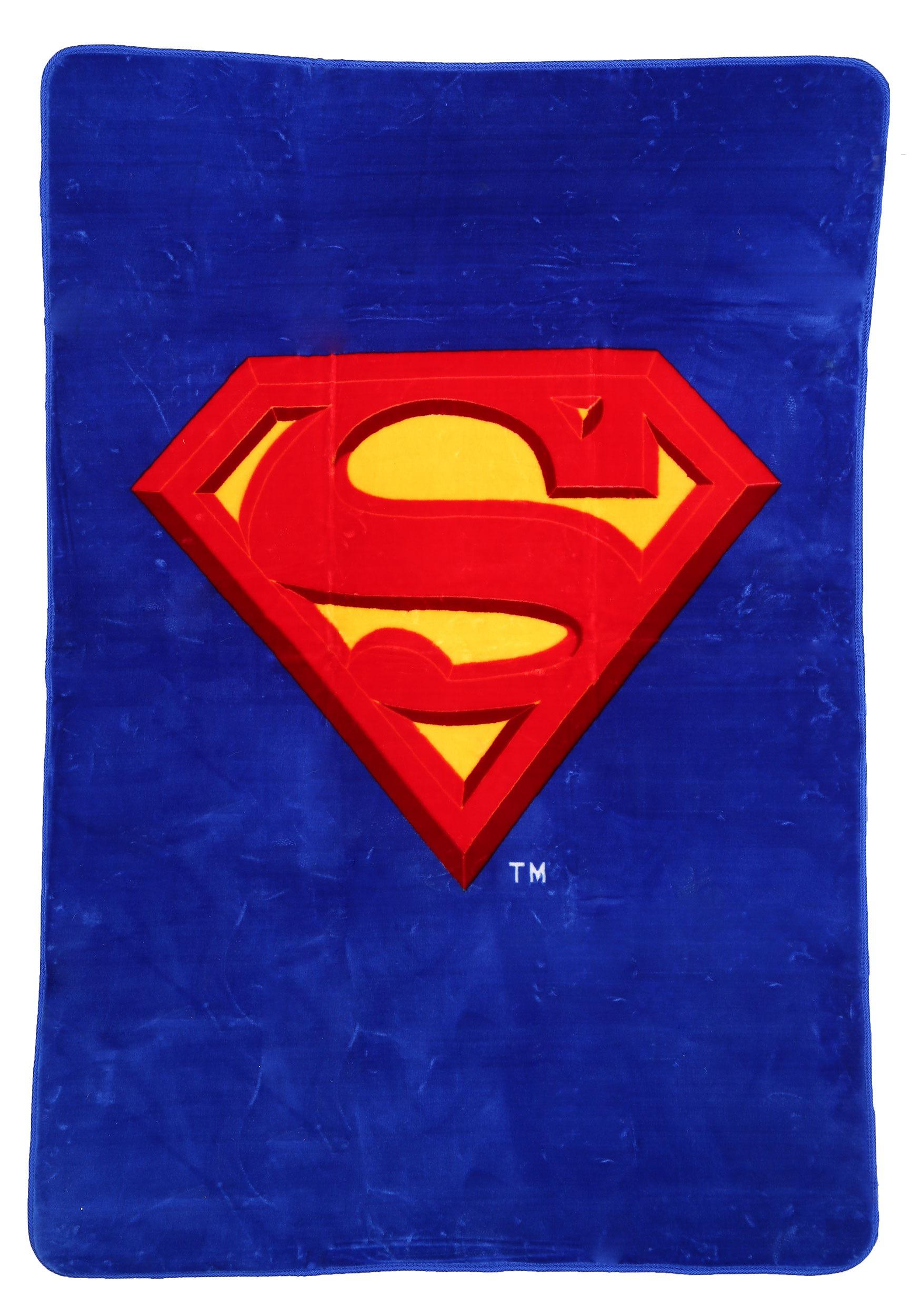 Superman 4 X6 Rug