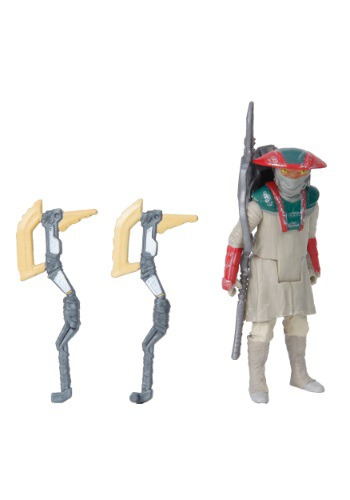 Star Wars Constable Zuvio Snow Desert Action Figure