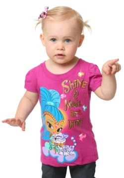 Shimmer & Shine BFFs Divine Girls T-Shirt