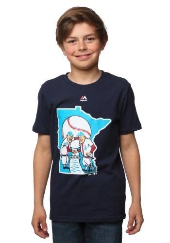 Minnesota Twins Cooperstown Official Logo T-Shirt