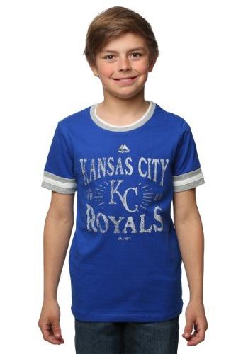 Kansas City Royals Round the Bases Kids T-Shirt