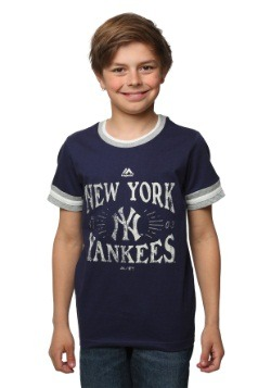 New York Yankees Round the Bases Kids T-Shirt