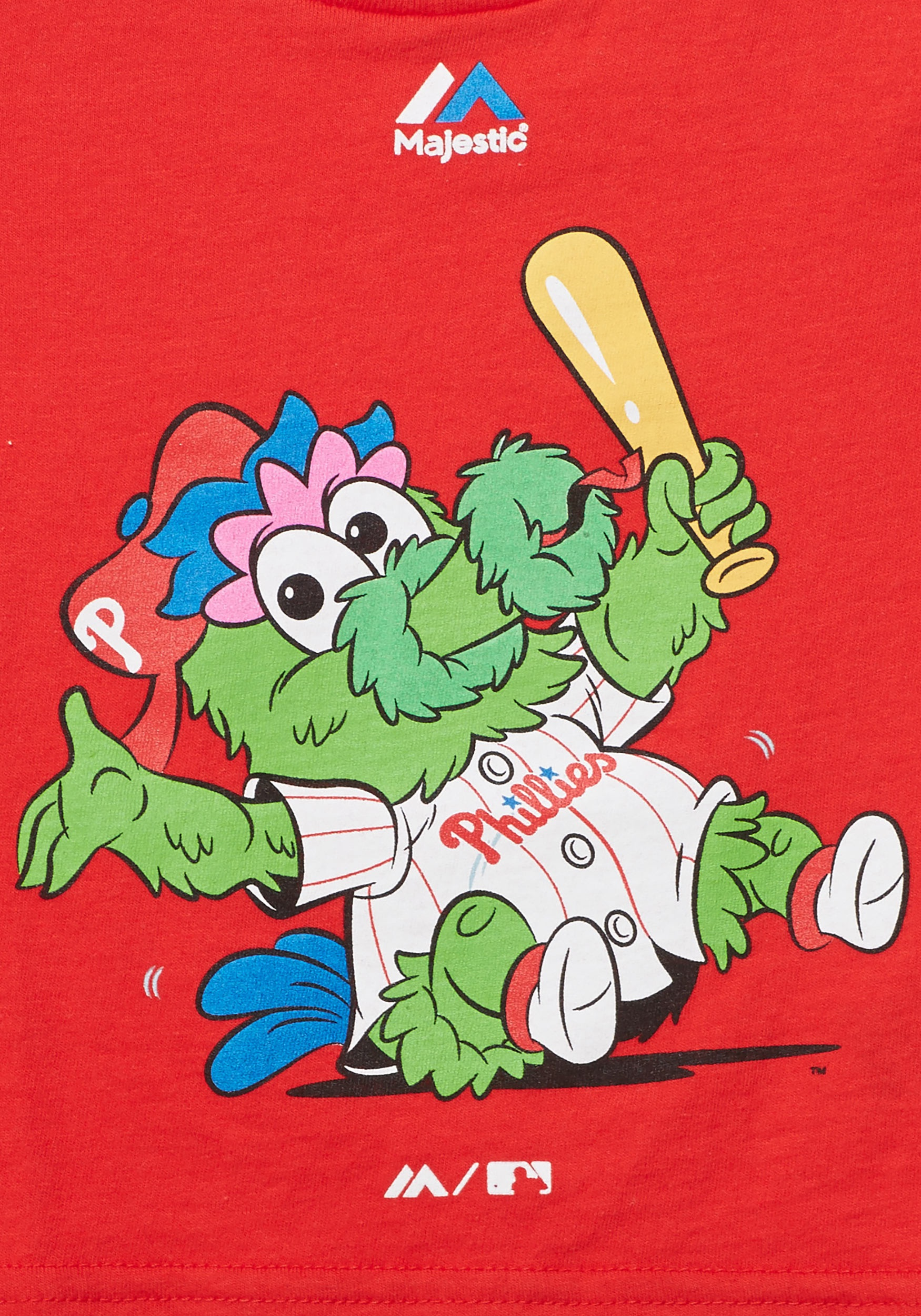 Philadelphia Phillies Baby Mascot Infant T Shirt