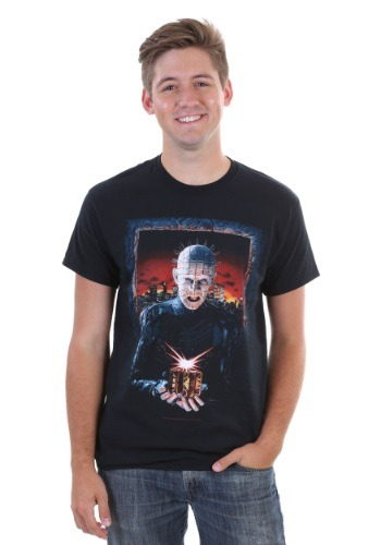 Hellraiser Hell on Earth Men's T-Shirt