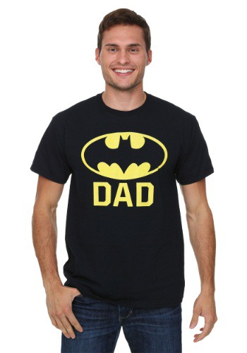 Batman Dad Mens T-Shirt