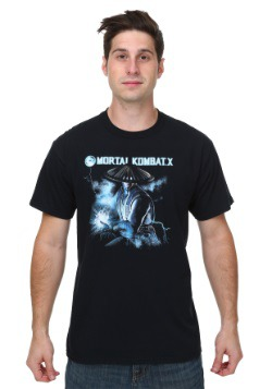 Mortal Kombat X Raiden Mens T-Shirt